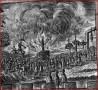 Bucher brûlant des sorcières. Image illustrant l'article de L We